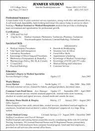 Resume Format Template Word Resume Example Template Jospar