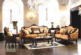 European Living Room Furniture Traditional European Design Formal Living Room Sofa Set W Carved