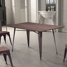 Kitchen Dining Furniture by Better Homes And Gardens Providence Dining Table Brown Walmart Com