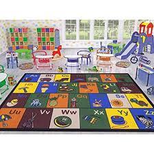 Childrens Area Rugs Ottomanson Collection Children S Multi Color