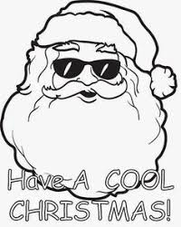 christmas santa claus coloring pages picture 12 550x672 picture