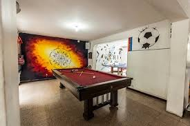pool table wall art pool table wall art picture of paisa city hostel medellin