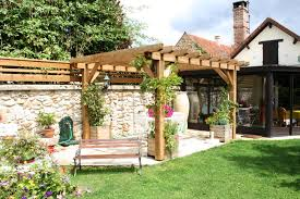 idee de jardin moderne best serre de jardin toit plat images amazing house design