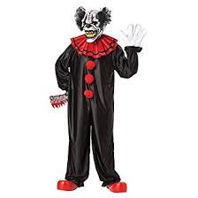 Amazon Halloween Costumes Amazon California Costumes Laugh Clown Black
