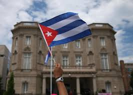 Cuban Flag Images The Cuban Flag Is Now Flying In D C It Was Never Supposed To Take