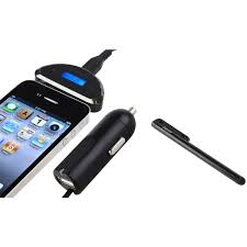 scosche freqout pro fm transmitter with charging and music control