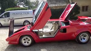 classic lamborghini countach the lamborghini countach is great because it was terrible