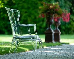 Polycarbonate Chairs Pascha Transparent Armchair From Pedrali