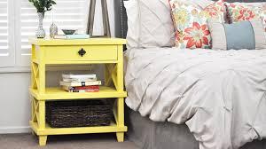 diy pottery barn inspired nightstand free plans anika u0027s diy life
