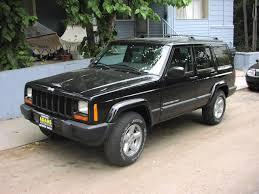 rate my 2001 xj jeep cherokee