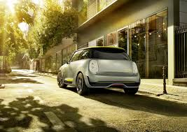 bmw introduces another electric concept car u2014 mini electric