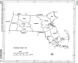 Map Scales Massachusetts Maps Perry Castañeda Map Collection Ut Library