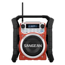 Rugged Boombox Sangean U4 Dbt Ultra Tough Am Fm Radio 248 85 Ryda
