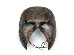 men s masquerade mask in vain scary painted men s masquerade mask