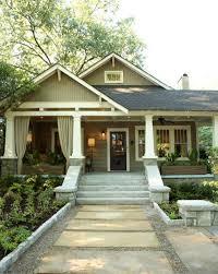 craftsman style bungalow pinterest