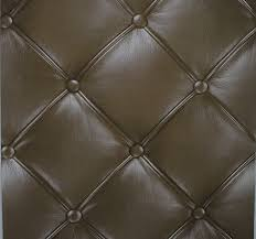 luxury faux leather 3d wallpaper for wall living room wall paper