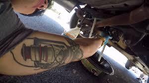2009 2013 subaru forester diy rear differential 75w90 gears fluid