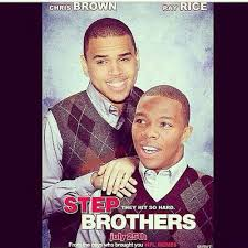 Ray Rice Memes - chris brown ray rice step brothers they hit so hard july 25th from
