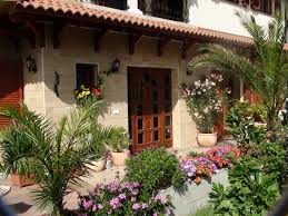 panoramio photo of budapest mediterranean house with flowers