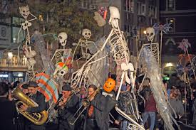 halloween new york city halloween parade in manhattan halloween pictures history of