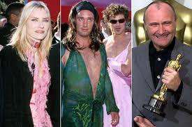 celebrating the 1999 oscars and best original song vanity fair