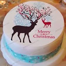edible cake images edible paper for cake topper christmas decoration wafter eible