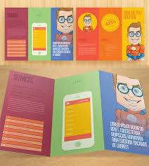 free three fold brochure template 25 tri folder brochure mockups psd vector eps jpg