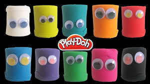 what color is it play doh colors the kids u0027 picture show fun