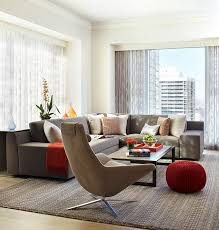 Gray And Red Living Room Ideas by The Color Combination For Red Living Room Midcityeast