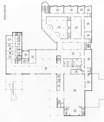 Student Center Floor Plan by Foy Union Au