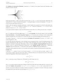 geometria differenziale dispense equazioni differenziali docsity