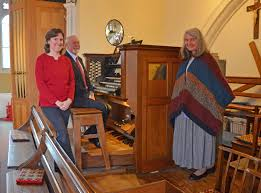 press release hlf funded willis pipe organ project successfully