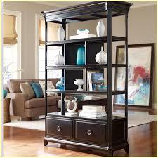 Open Bookcase Room Divider Open Shelf Bookcase Room Divider Home Design Ideas