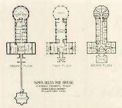 floor plans for alpha delta phi house at cornell