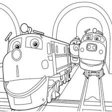 chatsworth chuggington coloring chatsworth