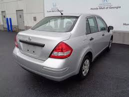 nissan versa xm radio 2011 used nissan versa 4dr sedan i4 automatic 1 6 at honda mall of