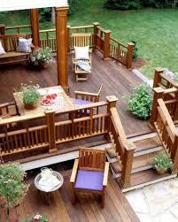 backyard deck design of worthy ideas for deck design deck designs