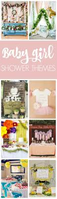 baby girl themes 15 baby shower girl themes pretty my party