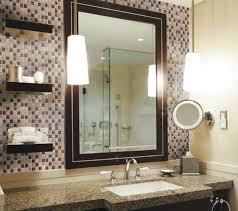 Tile Bathroom Backsplash Glass Mosiac Tile Cool Bathroom Backsplash Ideas Bathrooms