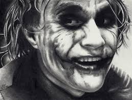 go to drpencil com drawing of heath ledger as the joker high res