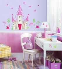 stickers chambre fille princesse décorez la chambre fille de stickers muraux originaux