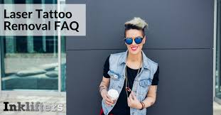 tattoo removal frequently asked questions laser tattoo removal faq aesthetica