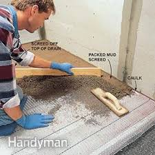 How To Build A Bench In A Shower How To Build Shower Pans Family Handyman