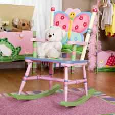 fantasy fields magic garden table and chair set with table lamp