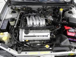 1998 nissan maxima gle 3 0 liter dohc 24 valve v6 engine photo