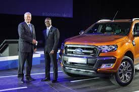 Ford Ranger Truck 2015 - ford will assemble best selling ranger trucks in nigeria