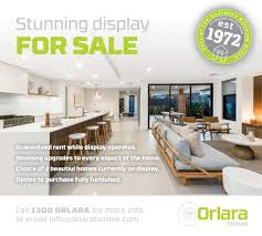 display home for sale orlara homes