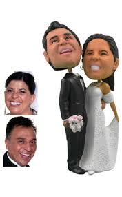 awesome personalized wedding cake toppers weddingomania