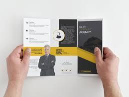 adobe indesign tri fold brochure template free trifold brochure free indesign templates