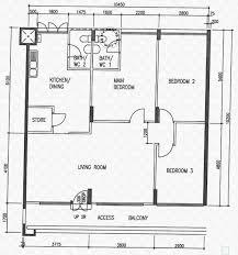 hdb floor plan floor plans for tampines avenue 5 hdb details srx property